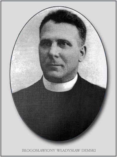 Błogosławiony ks. Władysław Demski