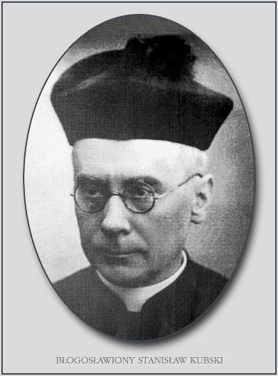 Błogosławiony ks. Stanisław Kubski